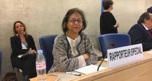 گزارش عاصمه جهانگیر حقوق بشر