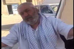 زلزله زده کرمانشاهی