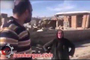 زلزله زدگان ترانه