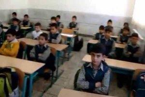 تسلیت دانشآموزان به زلزله زدگان
