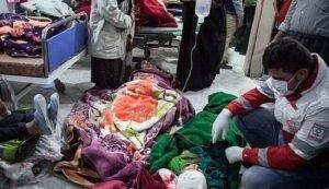 زلزله فاجعهبار در استان کرمانشاه و دیگر استانهای همجوار با آمار تلفات مخفی نگاه داشته شده