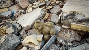 وقایع پس از زمینلرزه