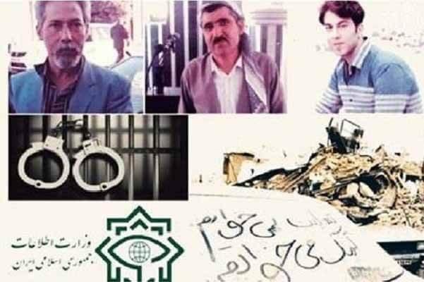 دستگیری کمک به زلزله زدگان