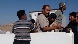توزیع کمکهای کارگران در محرومترین مناطق زلزله زده