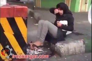 بدون شرح دختر کار معصوم