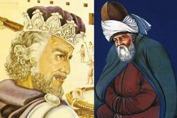 حکایت عارف و پسر پادشاه