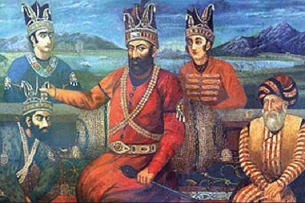 حکایت پادشاه و وزیر