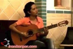 اجرای زیبا و دلنشین ترانه خاطرهانگیز «بگو کجایی» توسط یک نوجوان