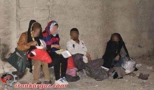 بارش برف و سرما و بیخانمانها در تهران