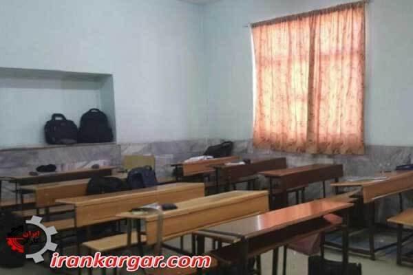 گازگرفتگی دختران دانشآموز