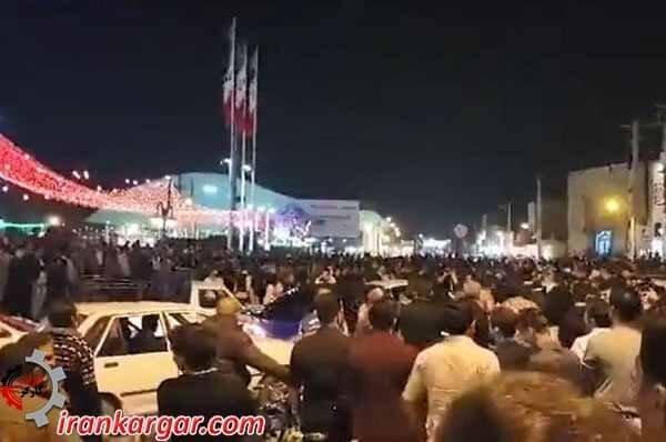 اعتراضات کارگری ایران