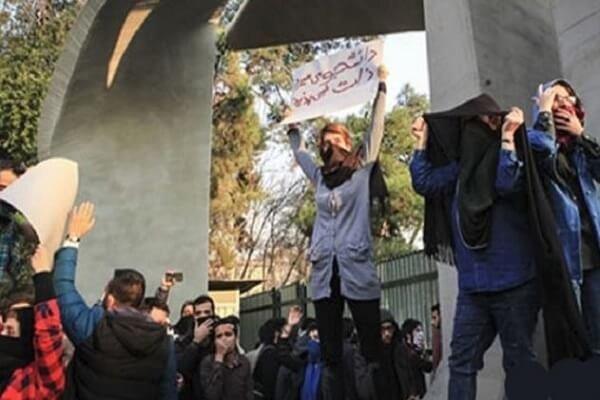حمایت جمعی از نویسندگان ایرانی و خارجی از اعتراضات سراسری در ایران