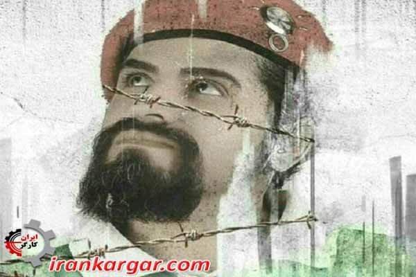 بازداشت شاعر آزاده حسین باقری
