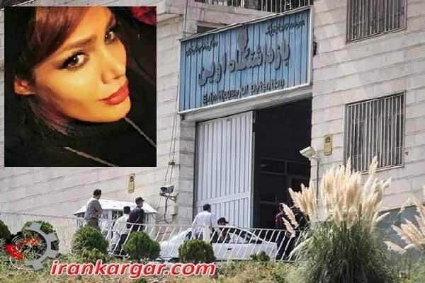 بازداشت سپیده فرحآبادی