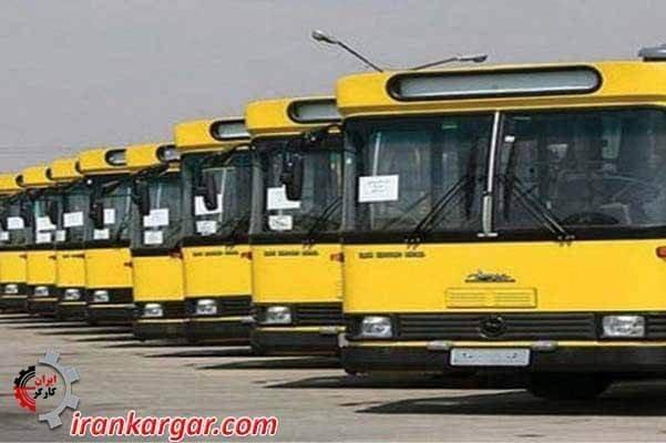 اعتضاب رانندگان اتوبوس بروجرد