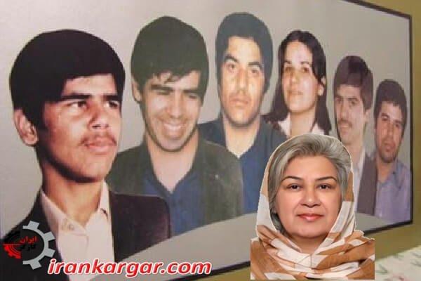 ۷ سال و نیم زندان برای منصوره بهکیش، حکم دادگاه تجدید نظر