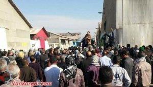 کنفدراسیون اتحادیههای کارگری، فراخوان برای اعتراض به مشکلات کارگران ایران
