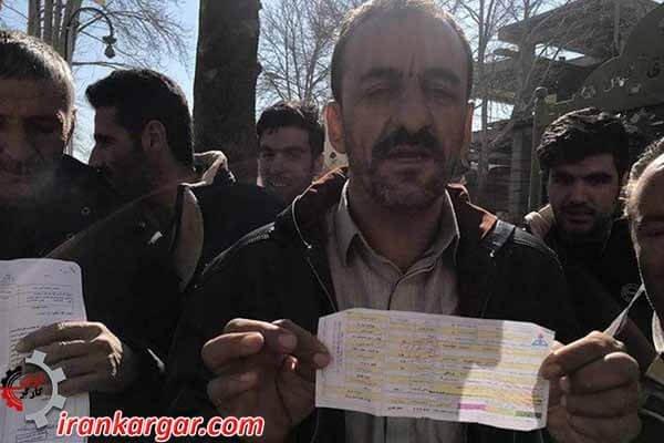 عدم پرداخت ۹ ماه حقوق کارگران سد سیازاخ علیرغم مراجعات متعدد کارگران