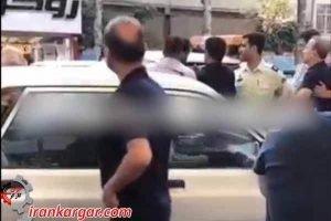 دستگیری دستفروش