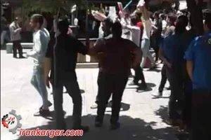 تهران راهپیمایی