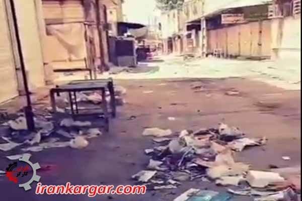 بازار صفا در خرمشهر
