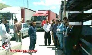 رانندگان کامیون