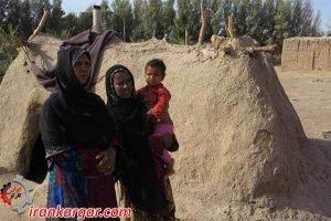 حسین آباد خوردن یونجه از فقر