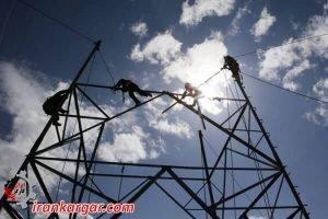 افت چشمگیر رشد تولید برق