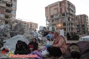 آمار مصدومان زلزله کرمانشاه