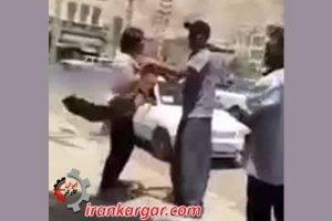 مرگ بر خامنهای شعار خانم بجان آمده