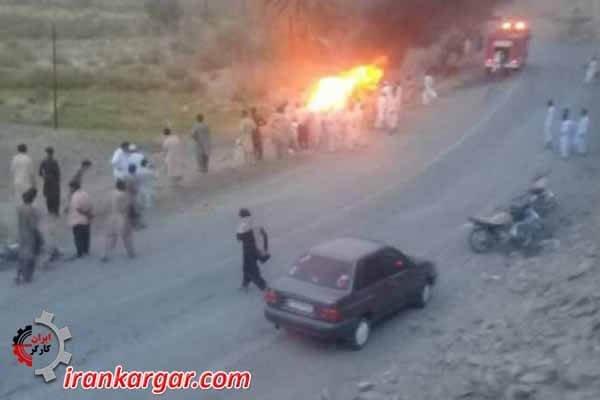 قتل شهروند بلوچ توسط نیرون انتظامی