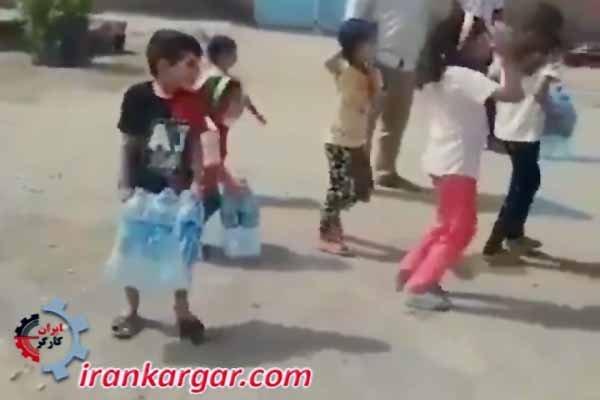 کودکان تشنه خوزستان