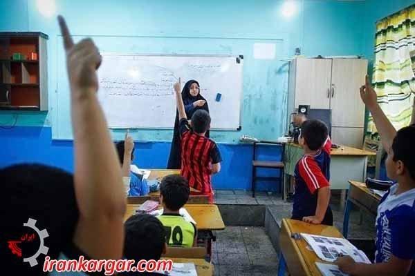 معلمان شاغل در مدارس غیردولتی