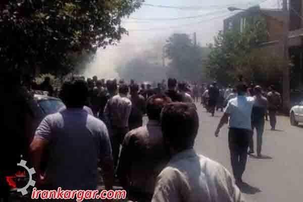 بازداشتشدگان تظاهرات
