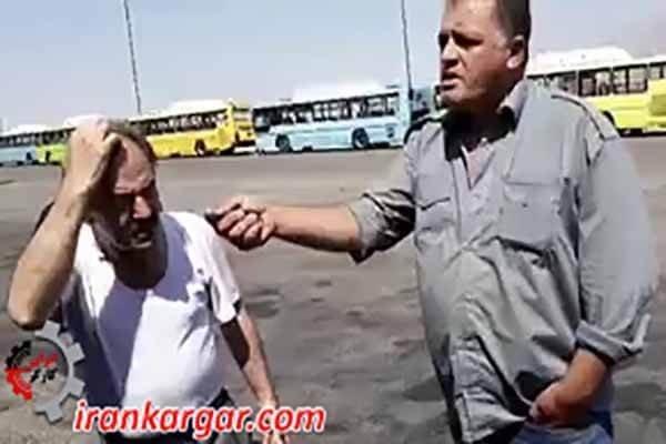 فغان راننده محروم