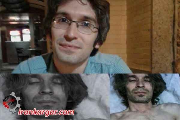 آرش صادقی با وضعیت جسمانی نامناسب