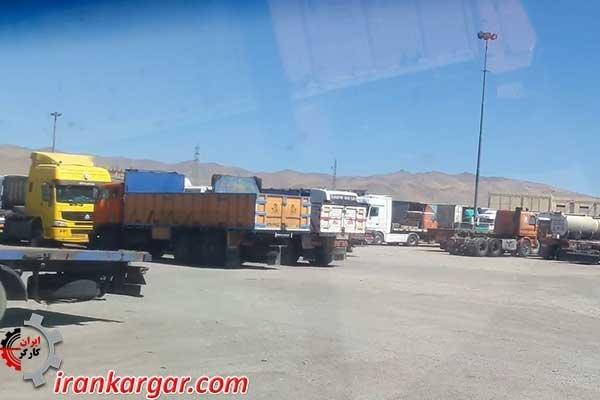 مجموعه ۳۰کلیپ از آخرین کلیپهای روز چهارم اعتصاب سراسری کامیونداران ایران -