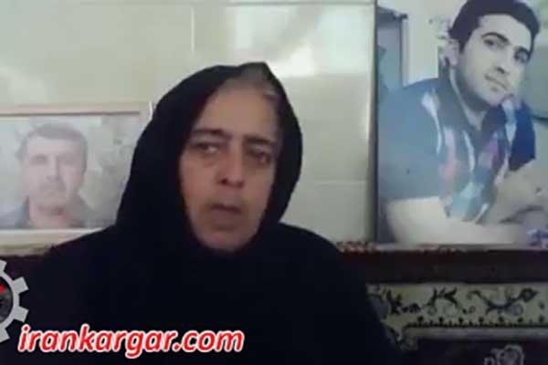 دادخواهی تکاندهنده مادر زانیار مرادی :داغدارم کردند؛ با اعدام زانیار داغدیدهترم نکنید!