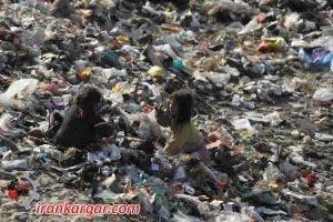 محرومیت کودکان کار زبالهگرد