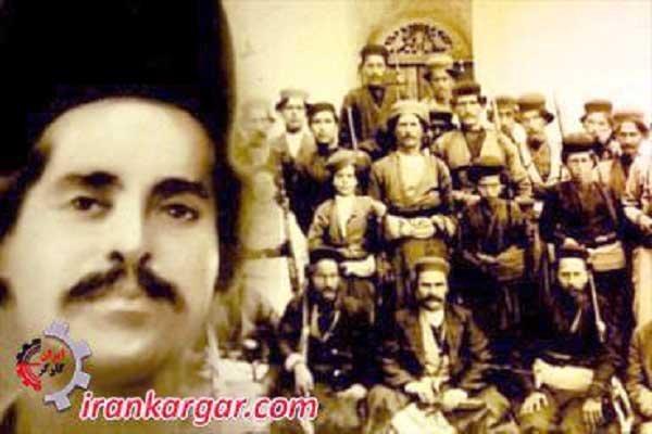رئیسعلی دلواری ، رهبر دلیران تنگستان در سالروز شهادتش ۱۲ شهریور