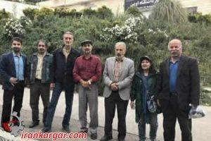 شش نفر از بازداشت شدگان تجمع معلمان