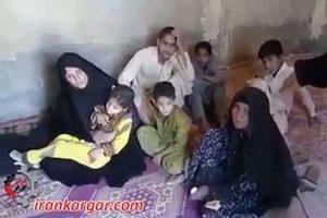 عزاداری همسر و فرزندان عیسی جدیدالاسلام