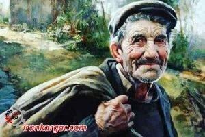 داستان پیرمرد دزد نان