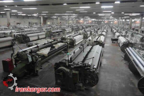 کارگران سهامدار کارخانه ایران پوپلین