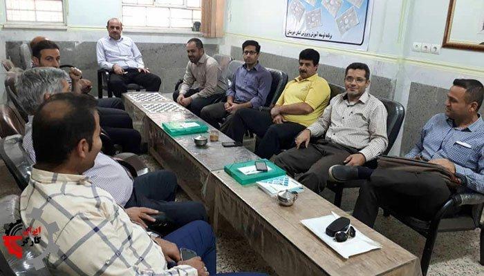 تحصن سراسری معلمان و فرهنگیان در دومین روز