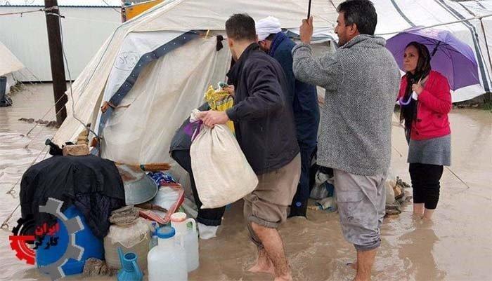 سرپل ذهاب ؛ وضعیت فاجعهبار زندگی مردم، یکسال پس از زلزله
