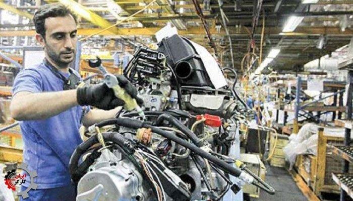 قطعه سازان خودرو ۵۰۰ شرکت سازنده قطعات خودرو تعطیل شدند