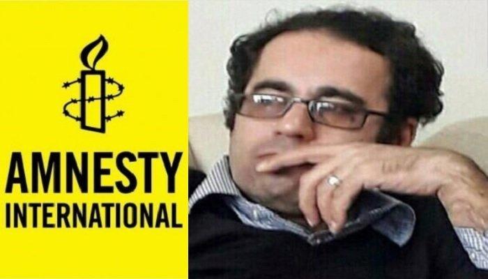بیانیه عفو بینالملل در باره زندانی سیاسی محمد حبیبی