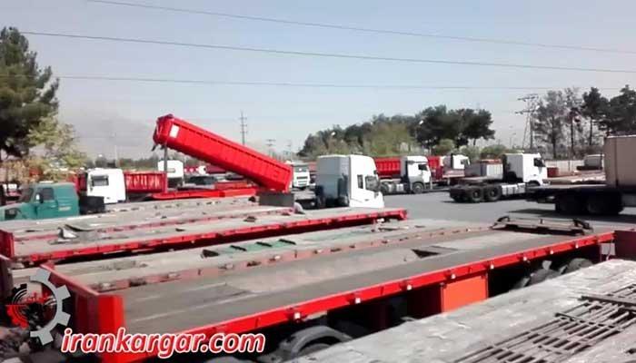 اعتصاب سراسری کامیونداران در بیش از ۲۵۰ شهر، چهارشنبه ۱۱مهر