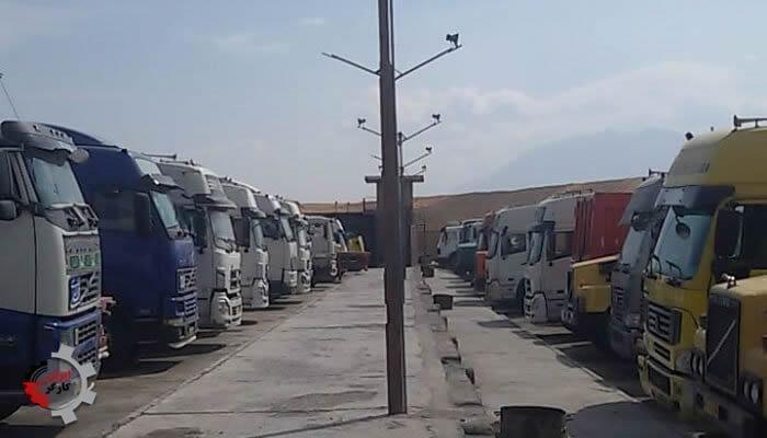 اعتصاب سراسری کامیونداران در شهرهای مختلف، هجدهمین روز